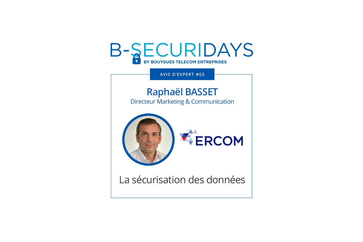 B-Securidays - Avis d'expert #3 Raphael Basset