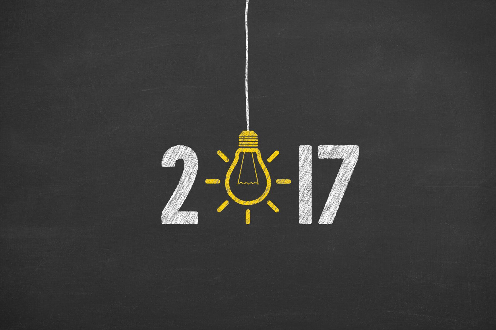 2017, quelles bonnes resolutions pour mon entreprise ?