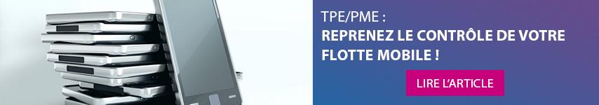 TPE/PME : Reprenez le contrôle de votre flotte mobile !