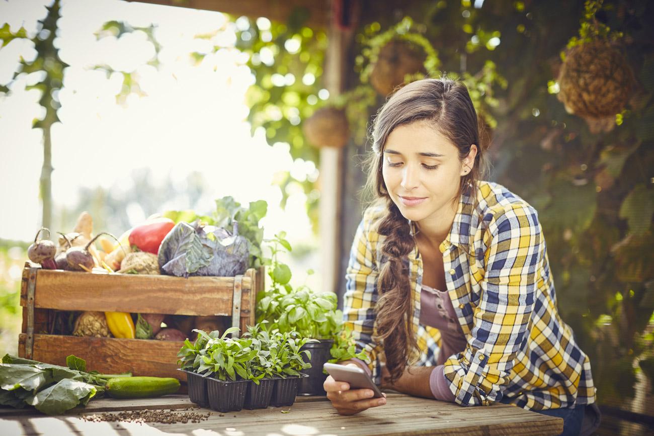 l'agriculture connectee est deja dans le pré