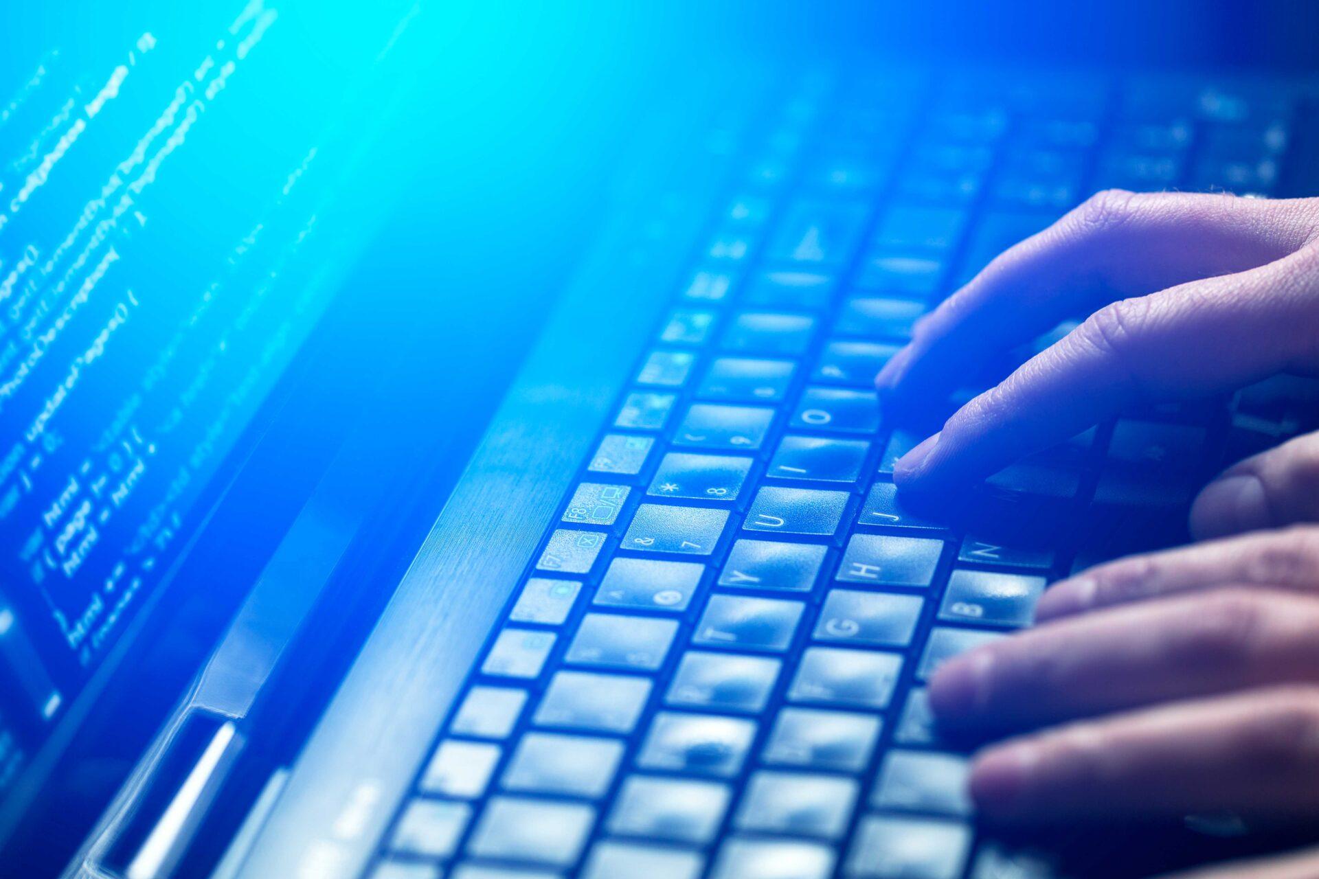 PME et cyberattaques en une infographie