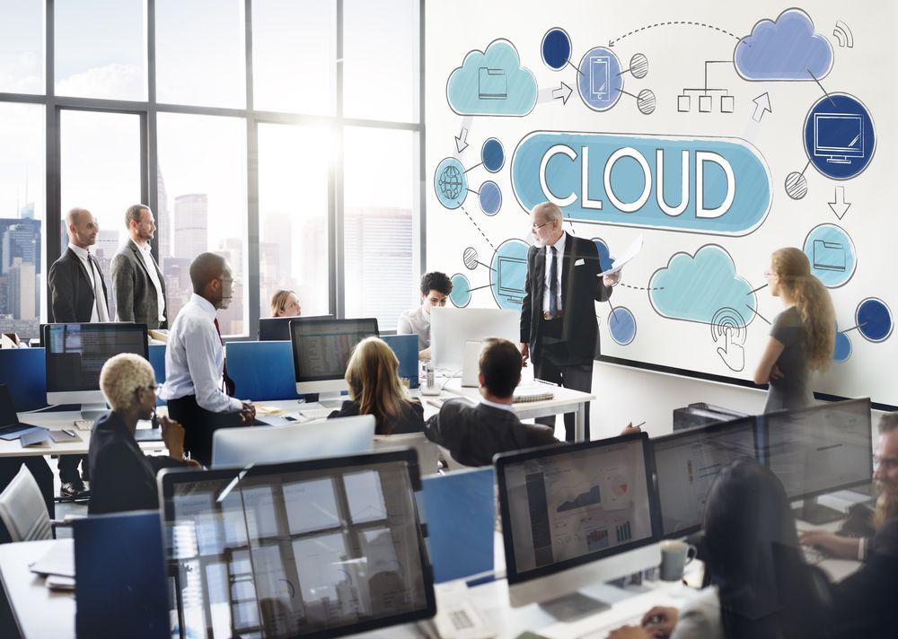 Cloud : la plupart des grandes entreprises y passeront en 2018