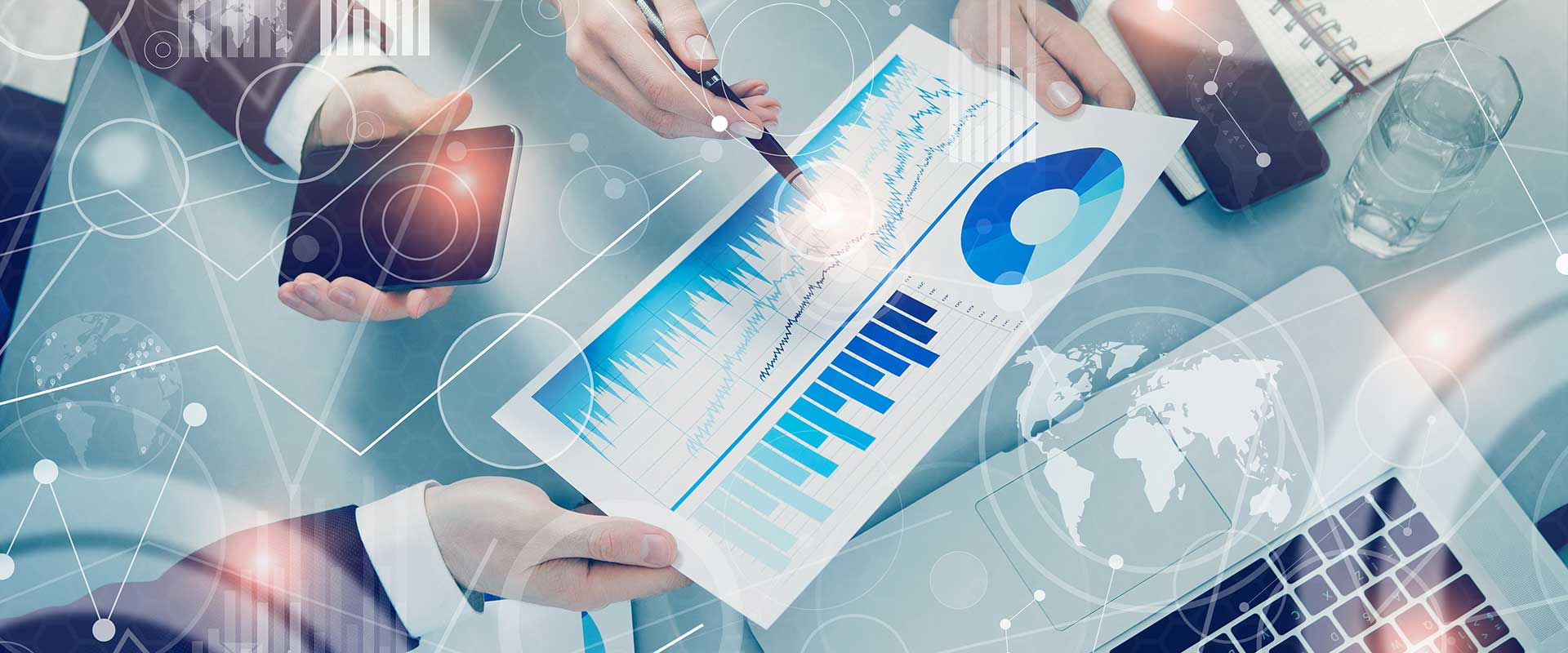 Entreprises : 4 clés pour réussir votre projet big data
