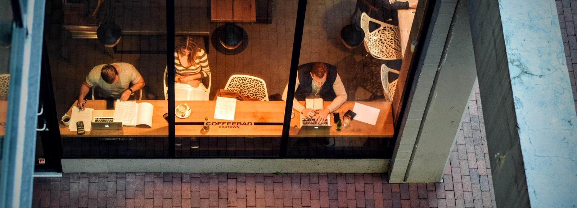Nouveau mode de travail : Bienvenu dans l'ère du Nomadisme