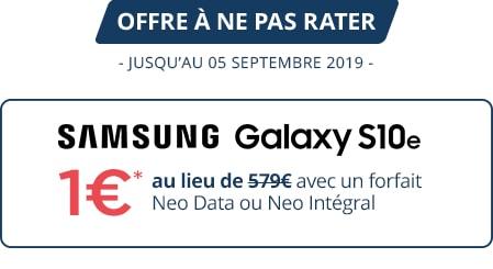 Logo Samsung Galaxy S10e
